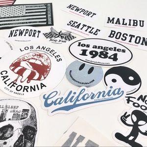 Mini Brandy Melville Mini Sticker Pack!!🌟